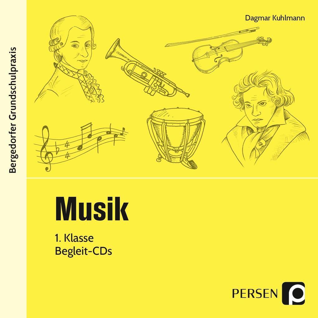 Musik - 1. Klasse. CD als Hörbuch