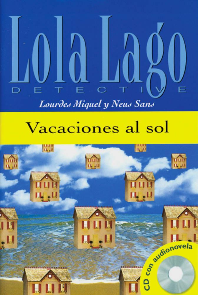 Vacaciones al sol. Buch und CD als Buch