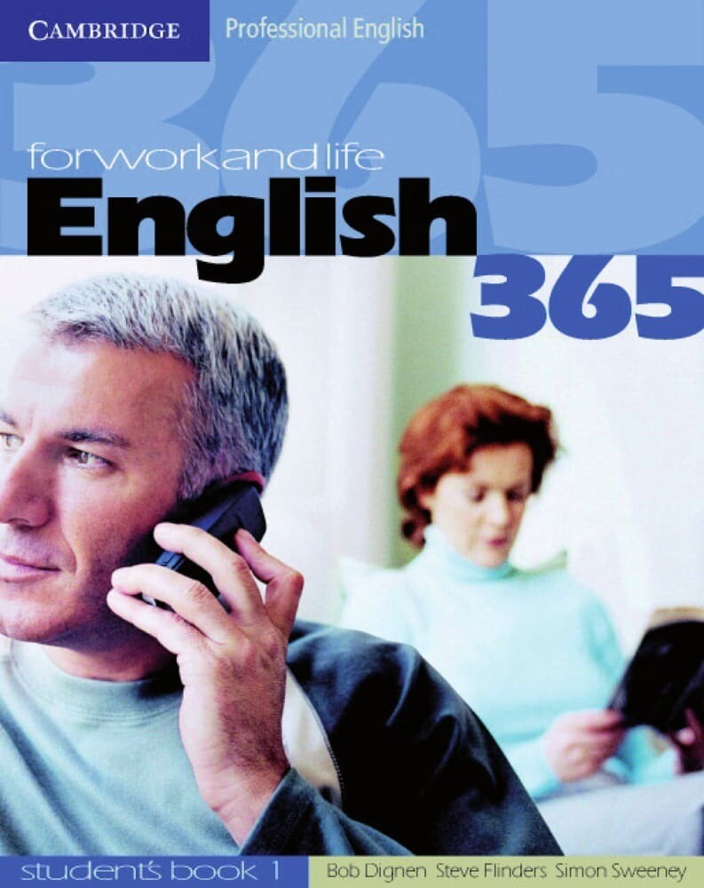 English 365. Bd. 1. Student's Book als Buch