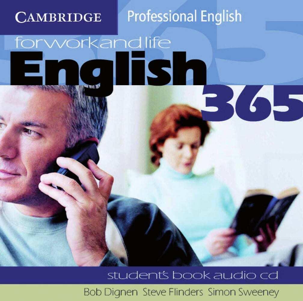 English 365. Bd. 1. 2 CDs als Hörbuch
