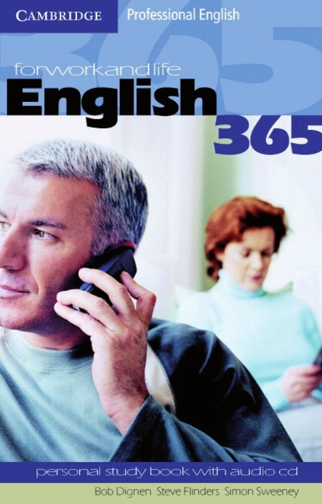 English 365. Bd. 1. Personal Study Book with CD als Buch
