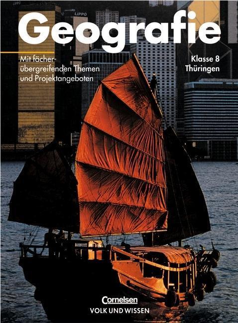Geografie 8. Thüringen. Schülerbuch als Buch