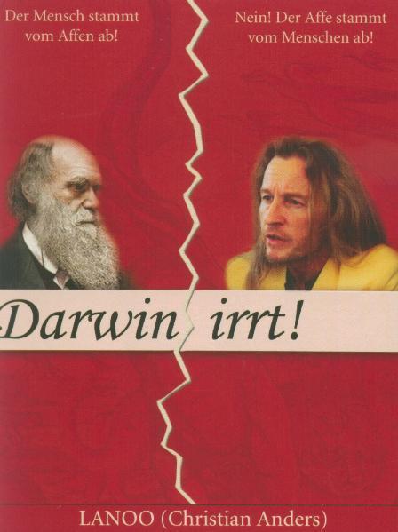 Darwin irrt! als Buch