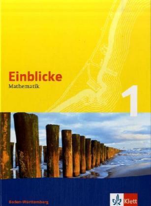 Einblicke Mathematik 5. Schülerbuch. Baden-Württemberg als Buch