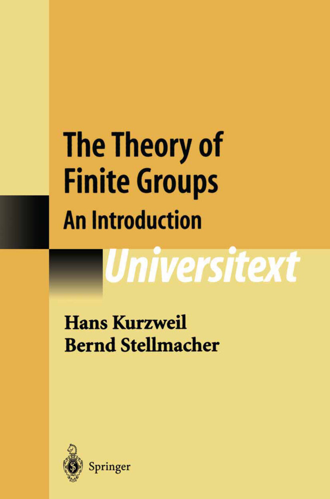 The Theory of Finite Groups als Buch