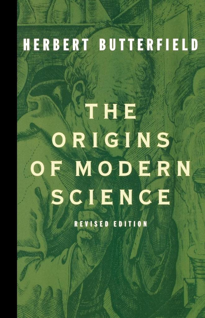 Origins of Modern Science als Taschenbuch