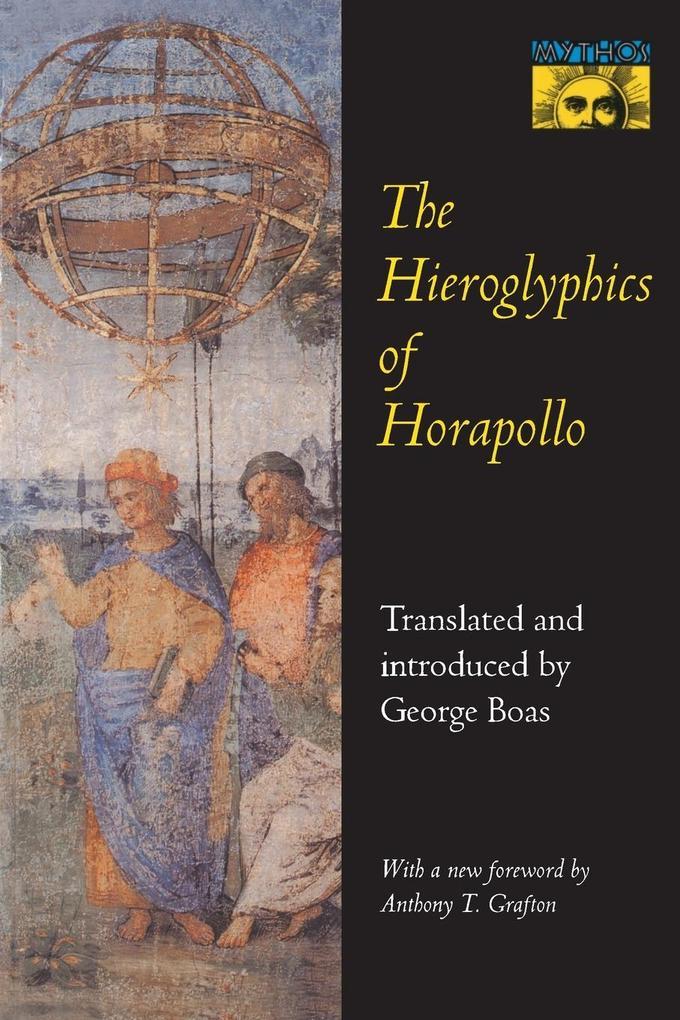 The Hieroglyphics of Horapollo als Taschenbuch