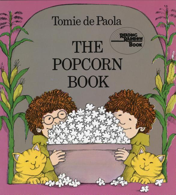 The Popcorn Book als Taschenbuch