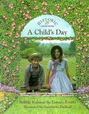 A Child's Day als Buch