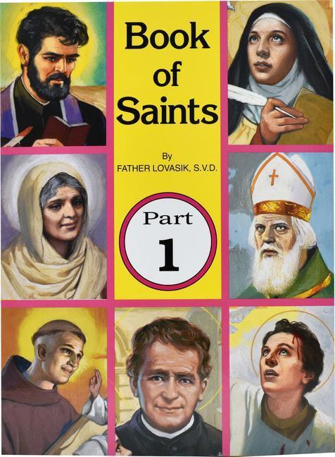 Book of Saints, Part 1 als Taschenbuch