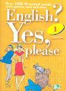 ENGLISH? YES, PLEASE 1 als Taschenbuch