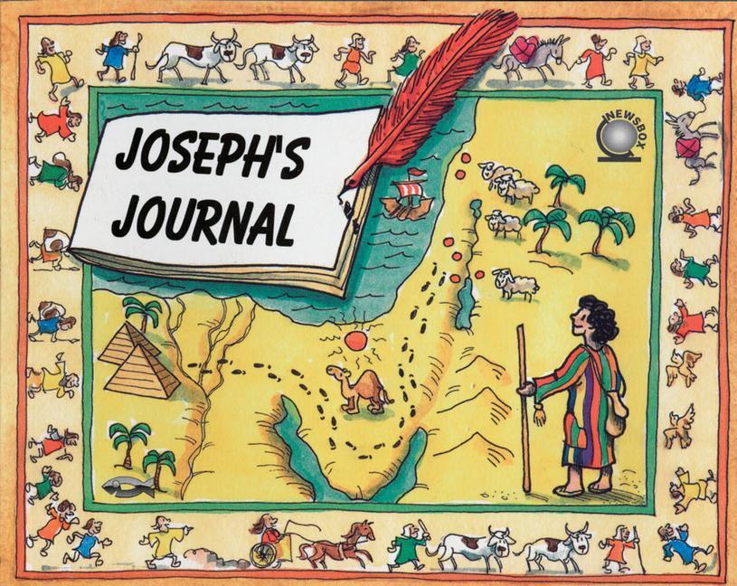 Joseph's Journal als Taschenbuch