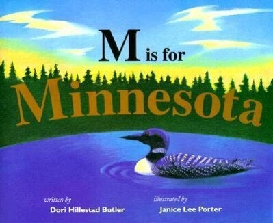 M is for Minnesota als Buch