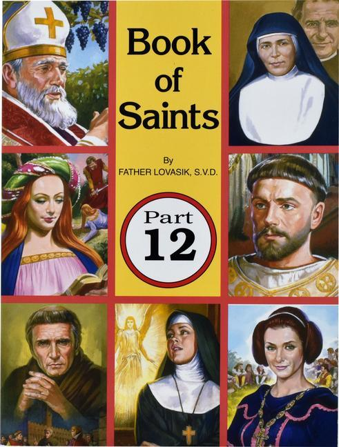 Book of Saints, Part 12 als Taschenbuch
