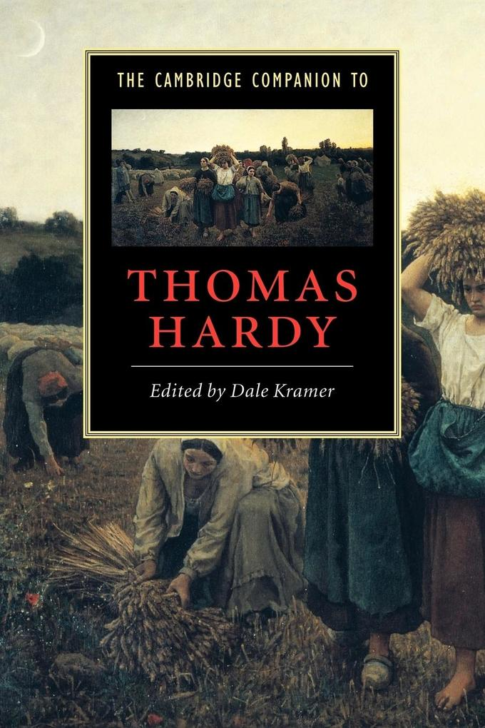 The Cambridge Companion to Thomas Hardy als Buch