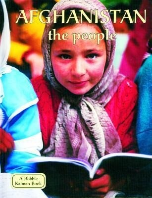 Afghanistan the People als Buch