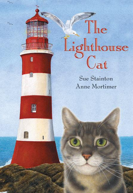 The Lighthouse Cat als Buch