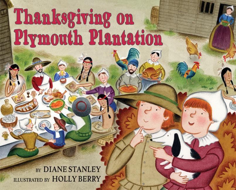 Thanksgiving on Plymouth Plantation als Buch