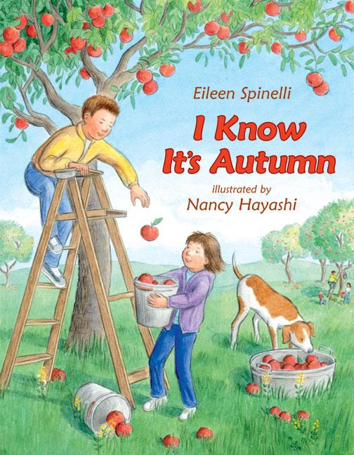 I Know It's Autumn als Buch