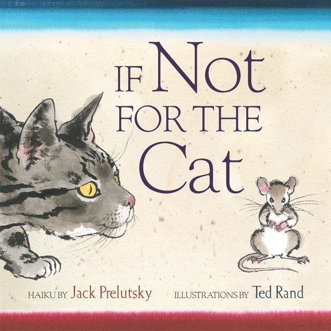 If Not for the Cat als Buch