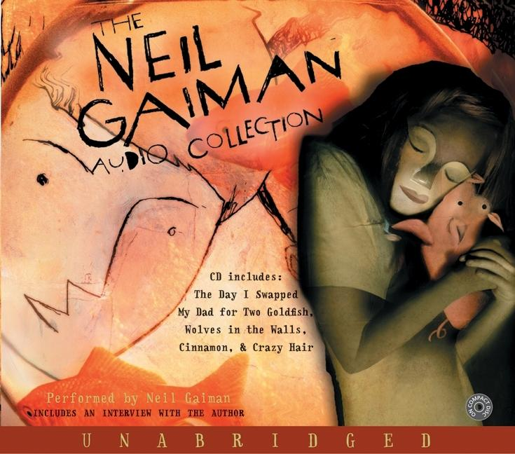The Neil Gaiman Audio Collection CD als Hörbuch