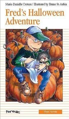 Fred's Halloween Adventure als Taschenbuch