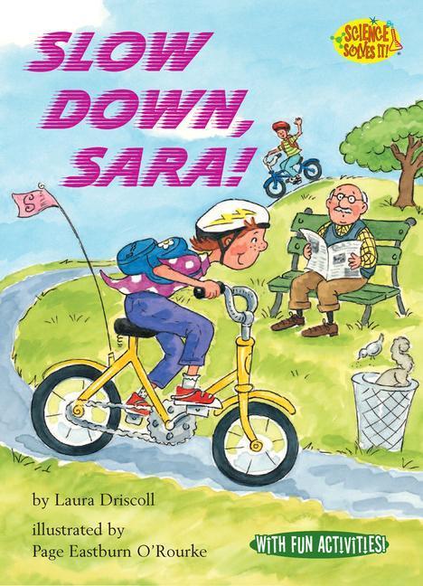 Slow Down, Sara! als Taschenbuch