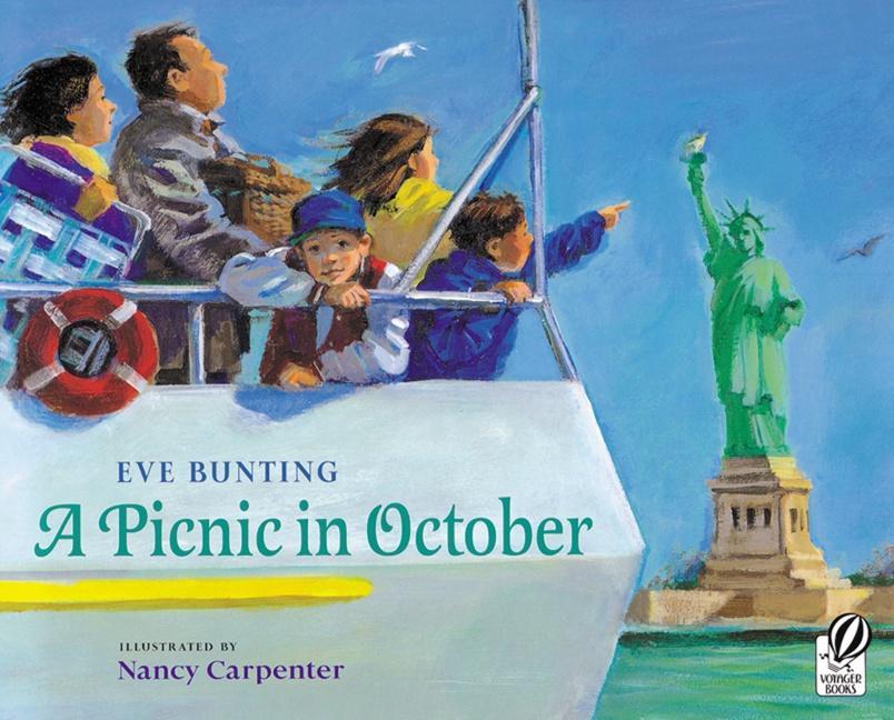 A Picnic in October als Taschenbuch