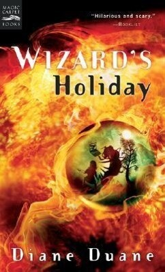 Wizard's Holiday: The Seventh Book in the Young Wizards Series als Taschenbuch