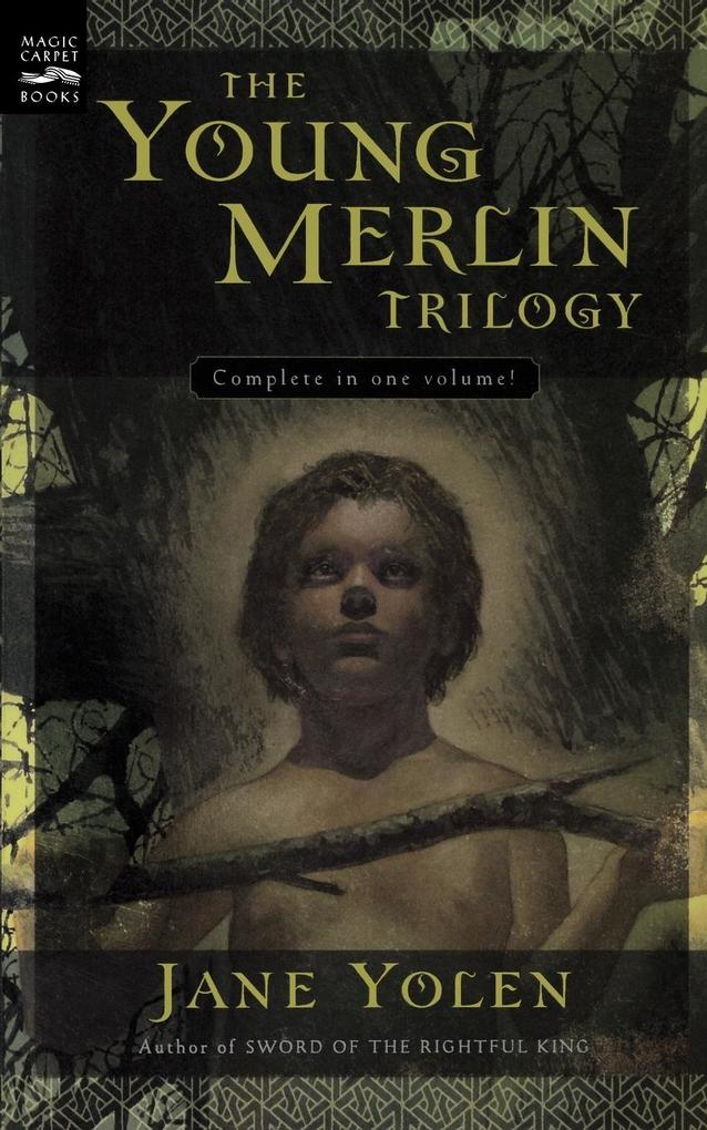 The Young Merlin Trilogy: Passager, Hobby, and Merlin als Taschenbuch