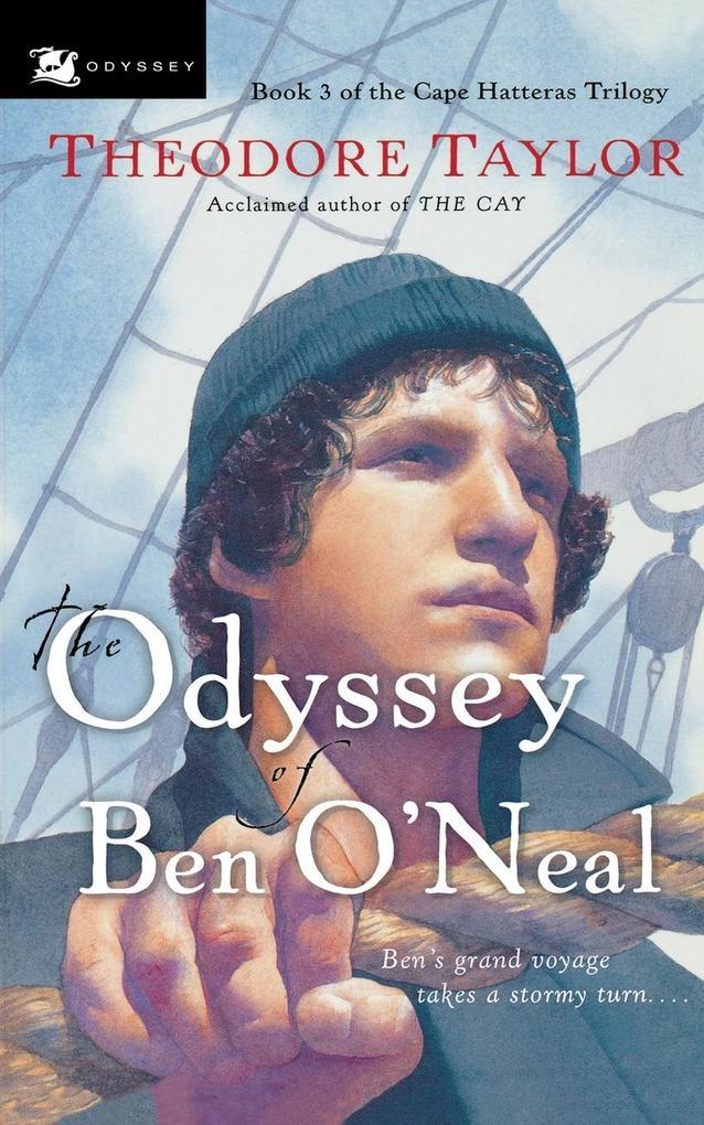 The Odyssey of Ben O'Neal als Taschenbuch