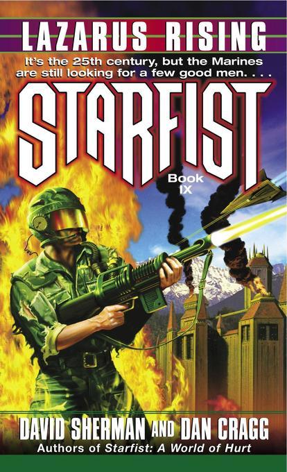 Starfist: Lazarus Rising als Taschenbuch