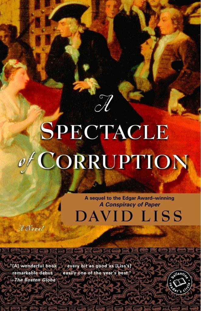A Spectacle of Corruption als Taschenbuch