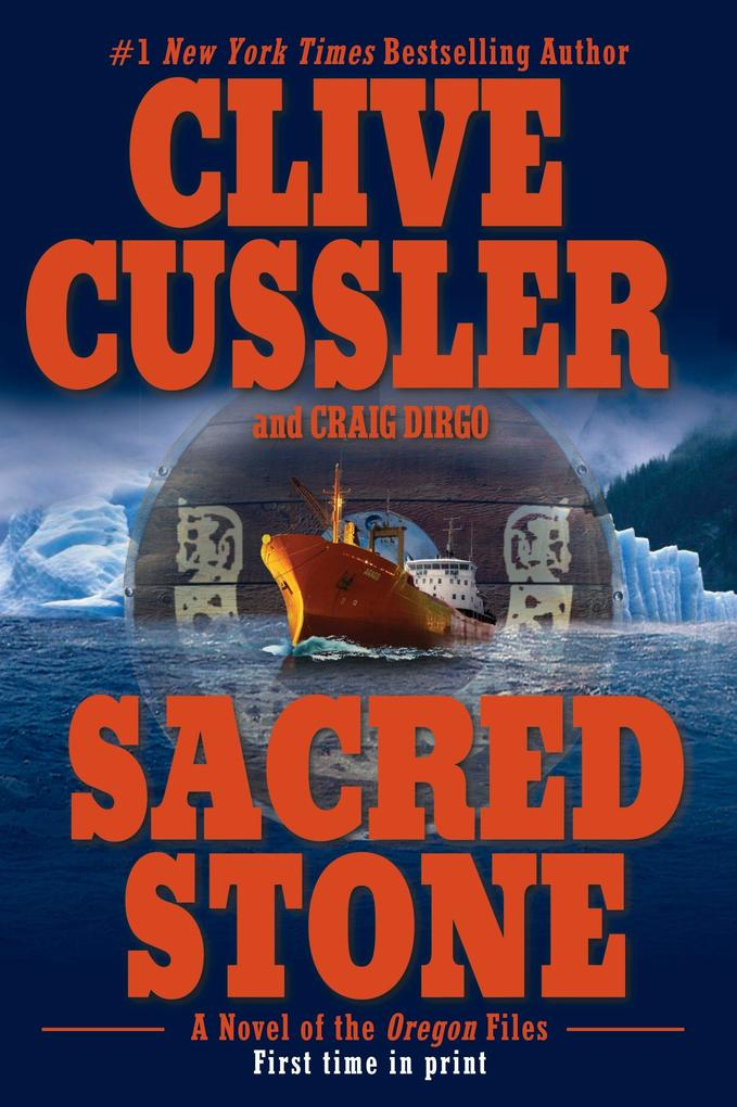 Sacred Stone als Buch