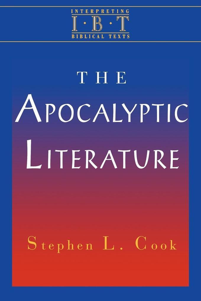 The Apocalyptic Literature als Taschenbuch