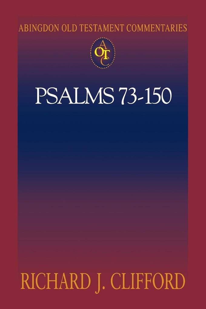 Psalms 73-150 als Taschenbuch