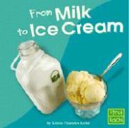 From Milk to Ice Cream als Buch