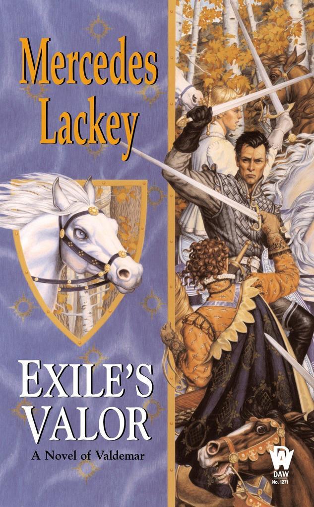 Exile's Valor als Taschenbuch