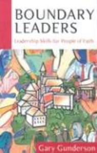 Boundary Leaders als Taschenbuch