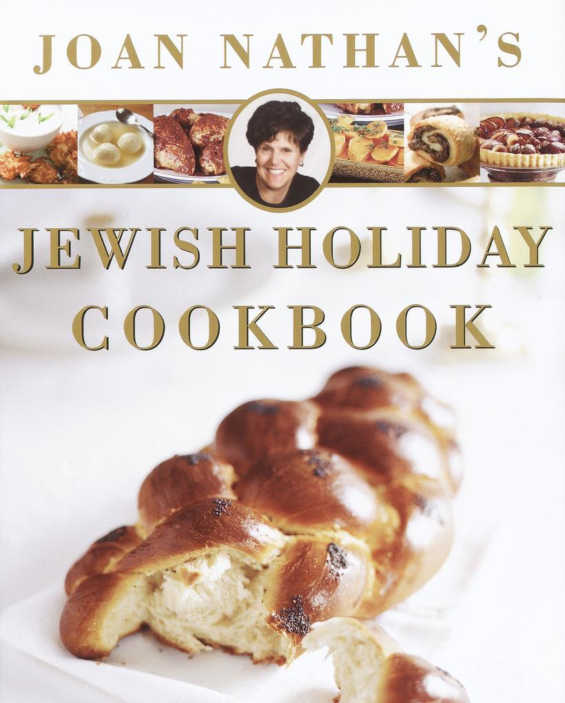 Joan Nathan's Jewish Holiday Cookbook als Buch