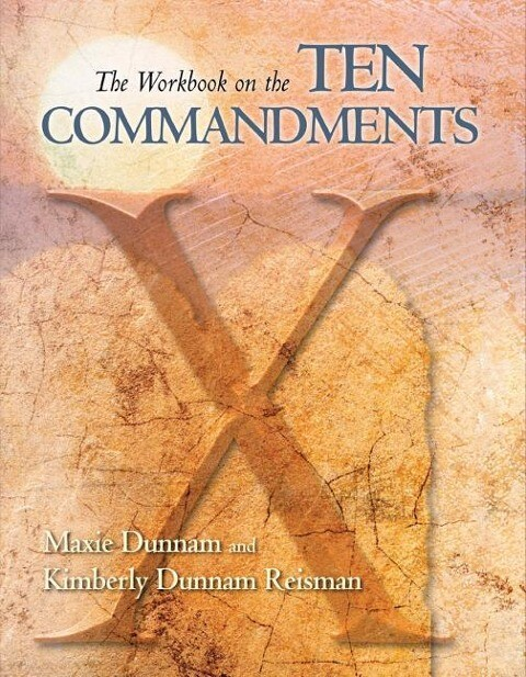 The Workbook on the Ten Commandments als Taschenbuch