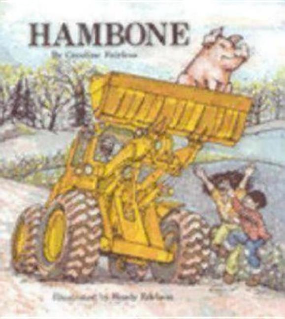 Hambone als Taschenbuch