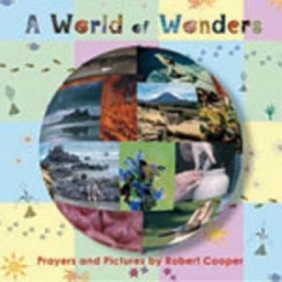 A World of Wonders: Prayers and Pictures als Taschenbuch