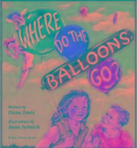 Where Do the Balloons Go? als Buch