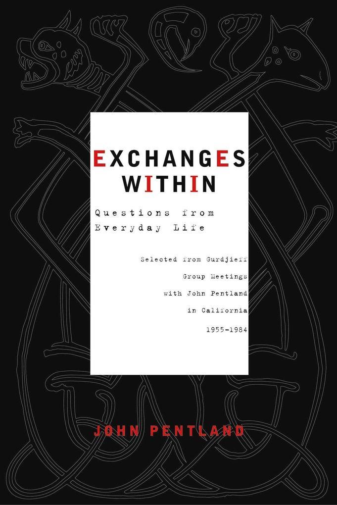Exchanges Within als Taschenbuch