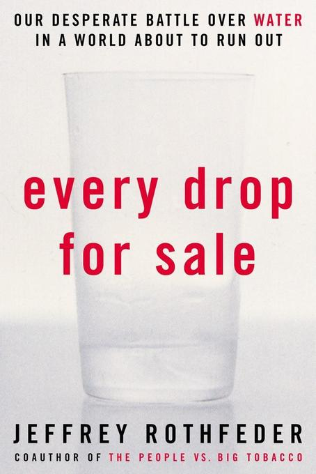 Every Drop for Sale (PB Reprint) als Taschenbuch