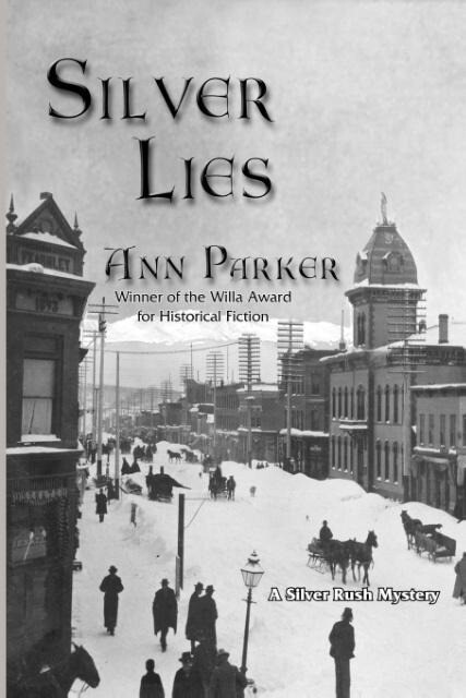 Silver Lies: A Silver Rush Mystery als Taschenbuch