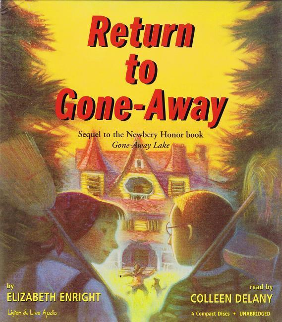 Return to Gone-Away als Hörbuch