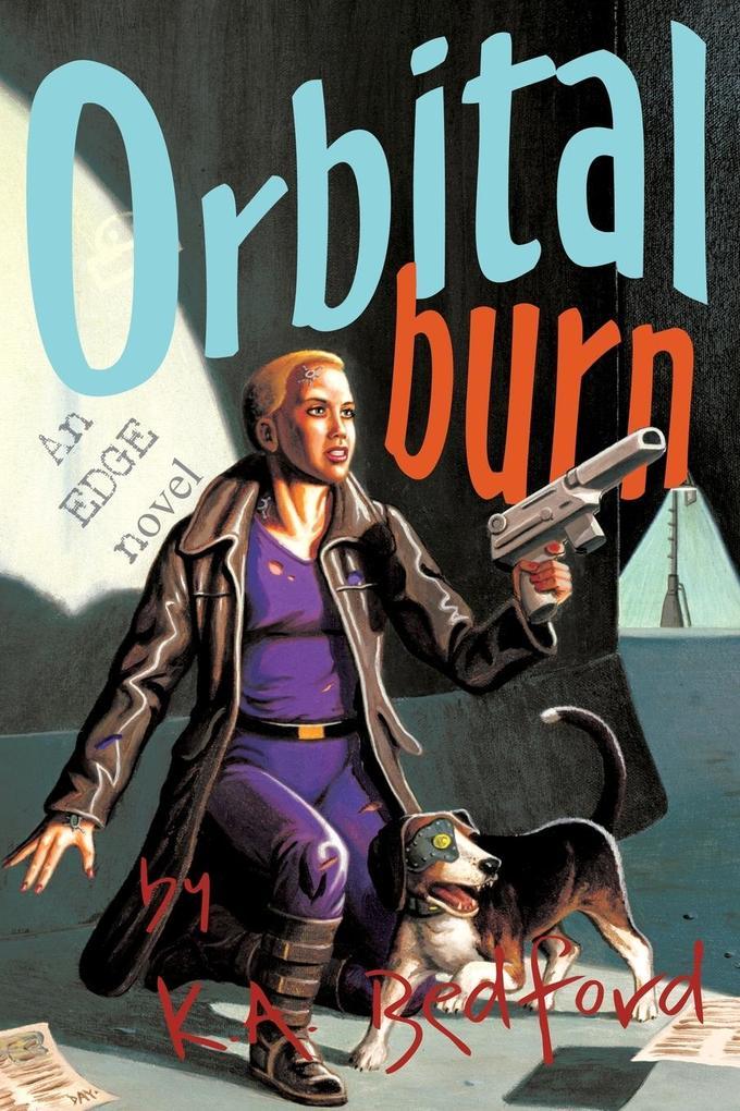 Orbital Burn als Taschenbuch