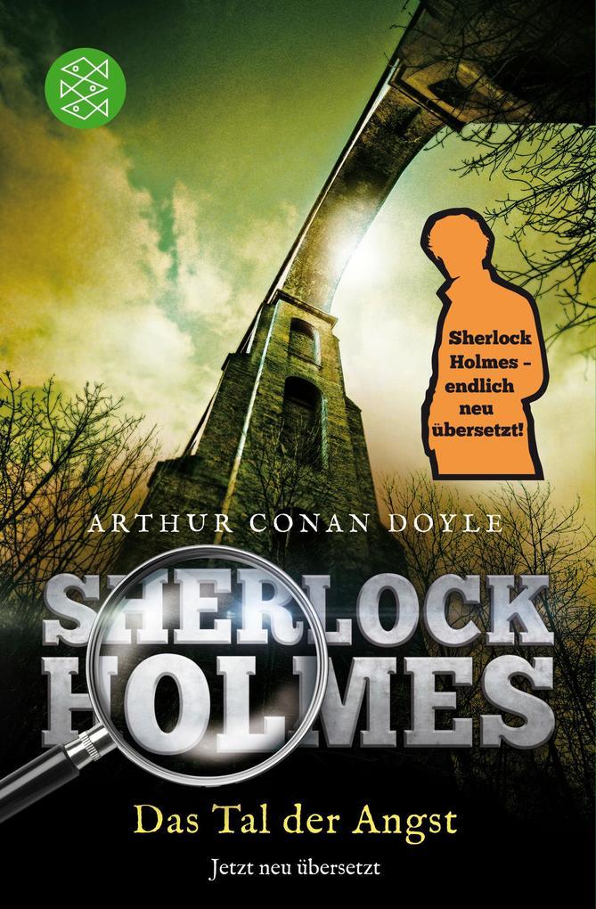 Sherlock Holmes - Das Tal der Angst als Taschenbuch